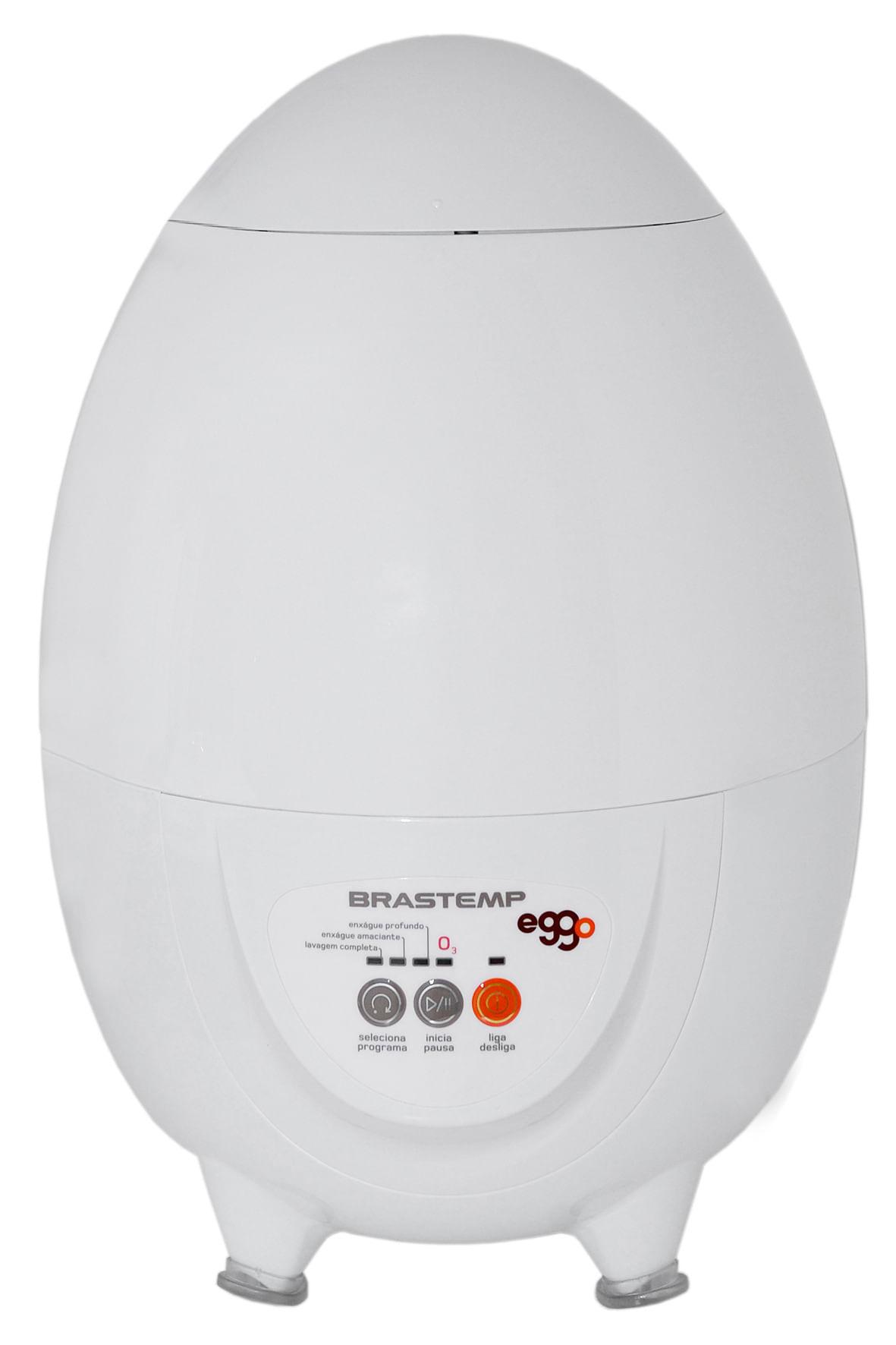 Mini Lavadora Brastemp Eggo 1Kg