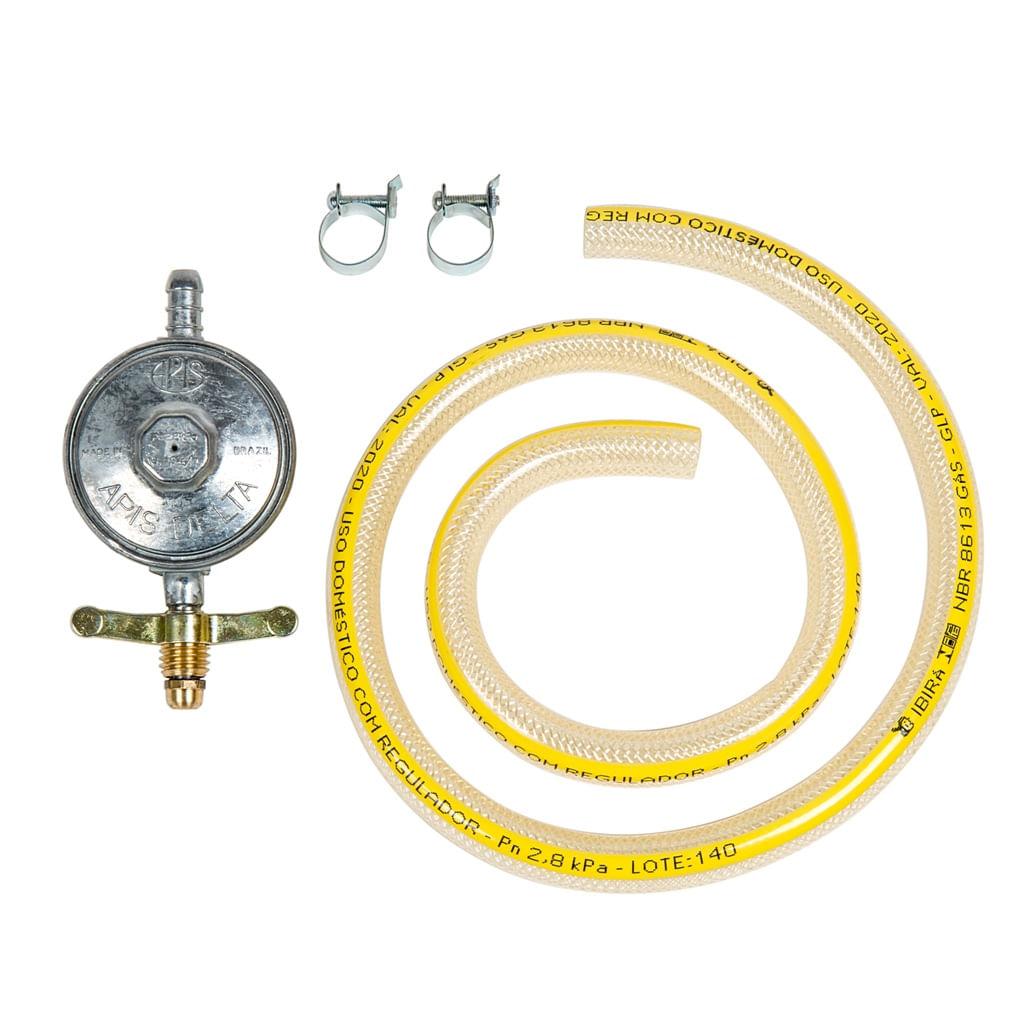 Kit de Instalação para Fogão de Piso - Gás de Botijão - W10866789