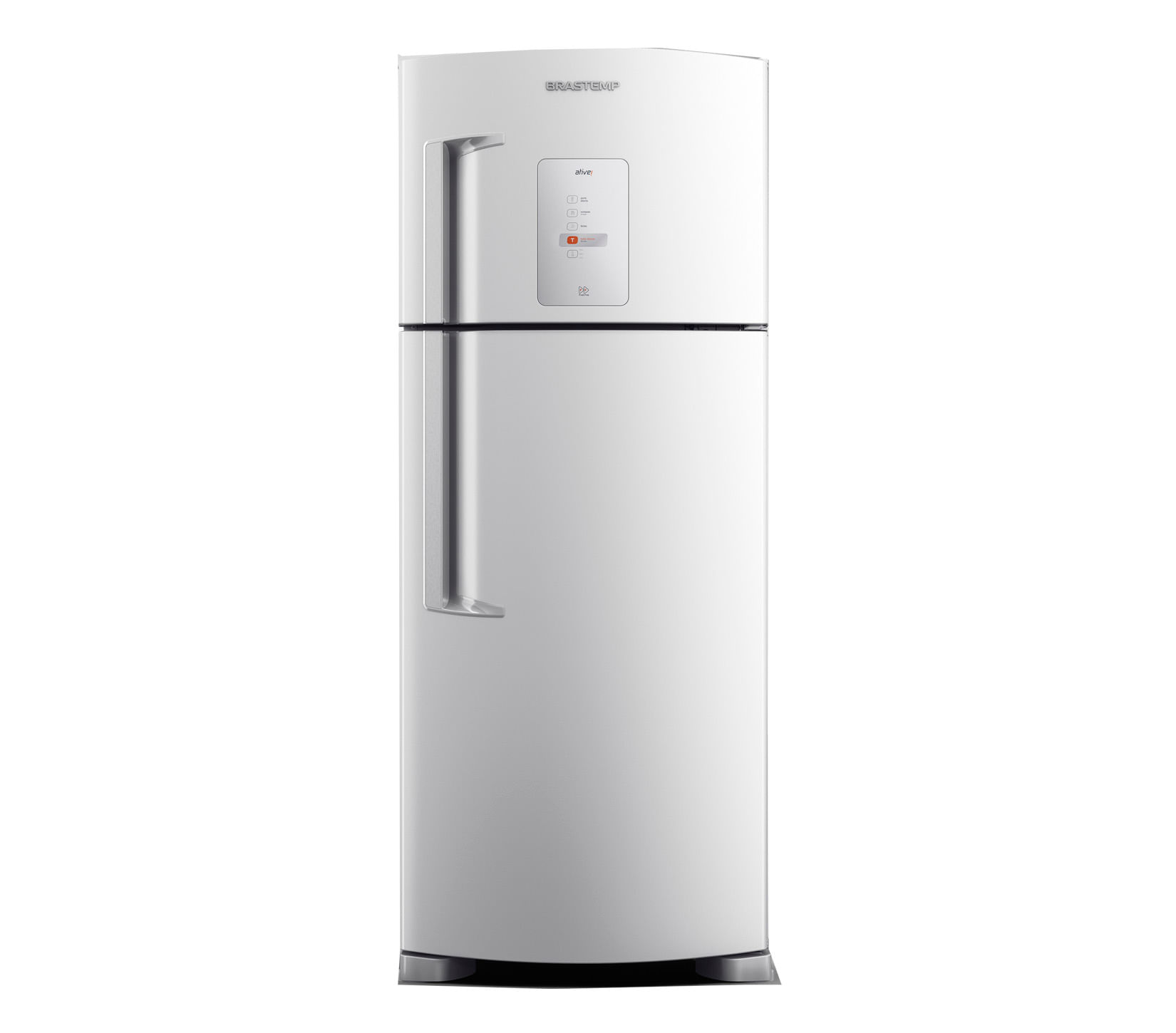 Geladeira Brastemp Frost Free Duplex 403 litros Branca com Twist Ice