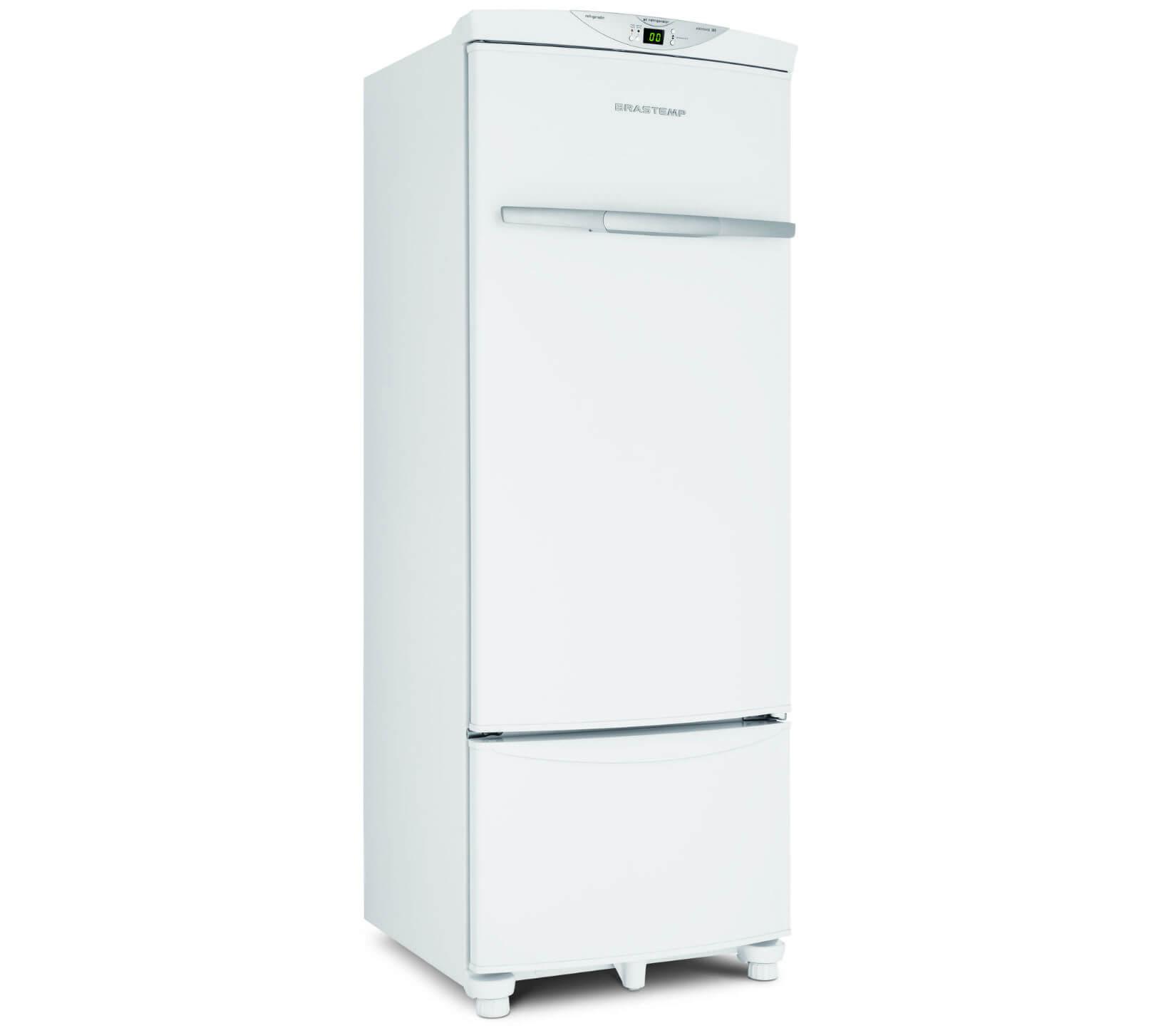 Geladeira Brastemp Clean All Refrigerator Frost Free 330 Litros