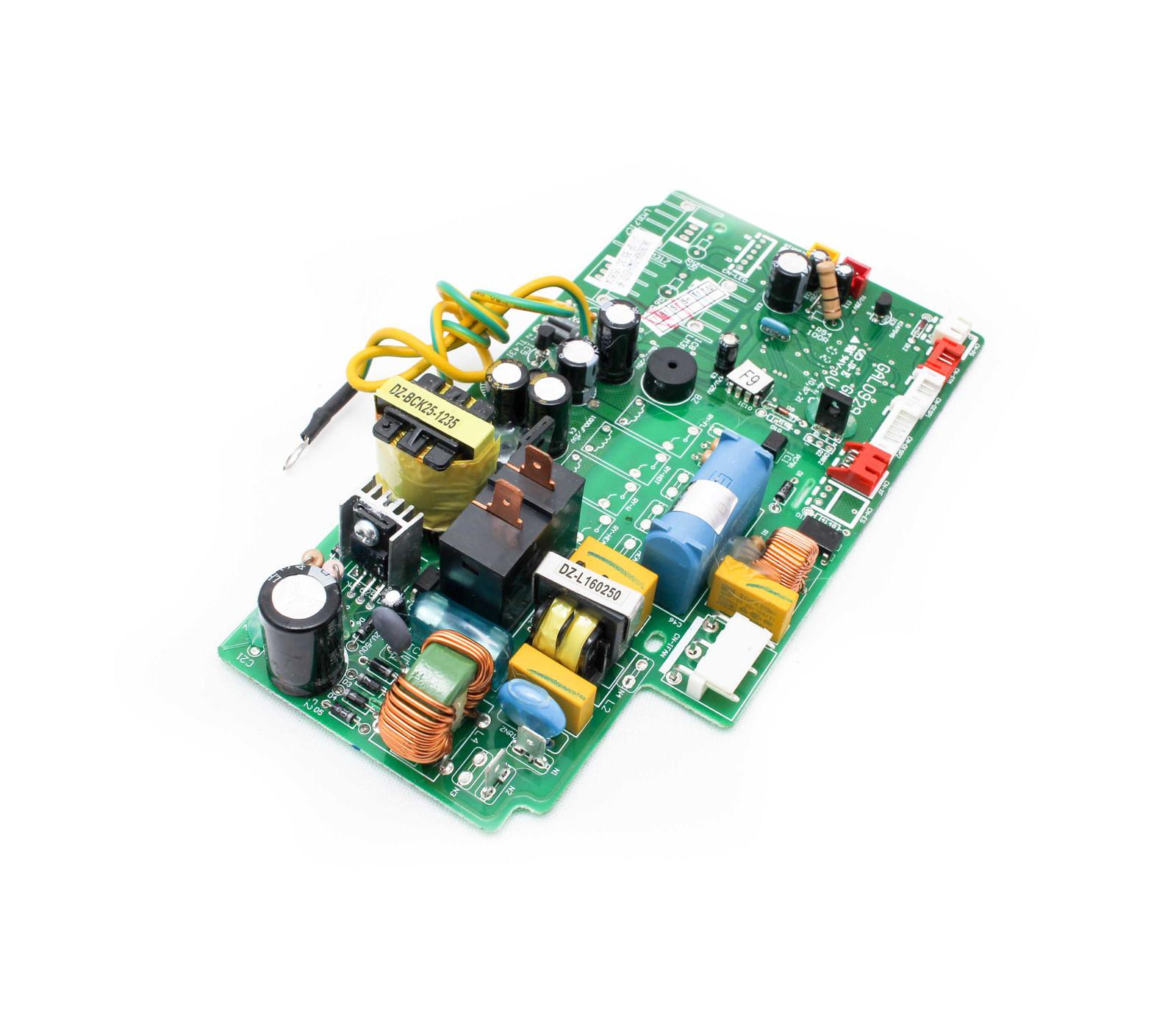 Placa de Controle 220V para Ar Condicionado Split Brastemp - W10325573