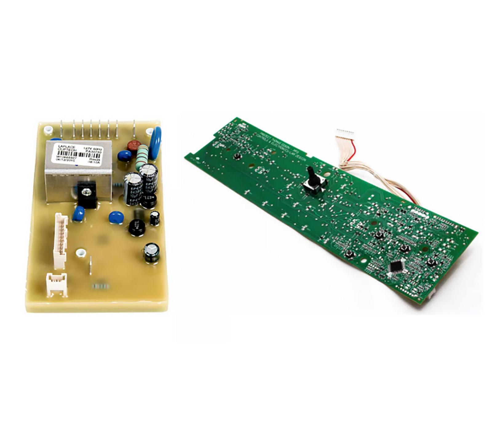 Placa de Potência 127v e Interface - (BWB09AB e BWL09B)