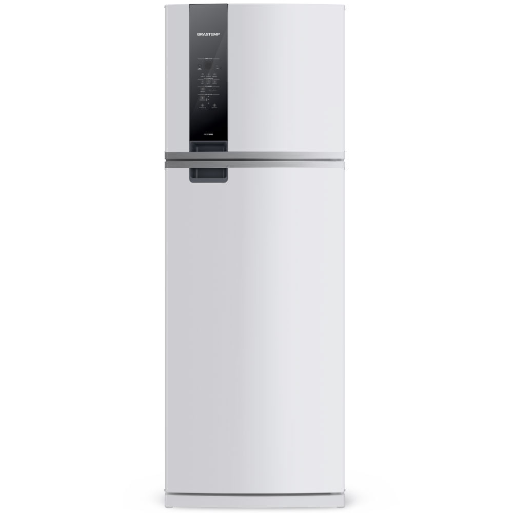 Geladeira Brastemp Frost Free Duplex 478 litros Branca com Freezer Control Advanced