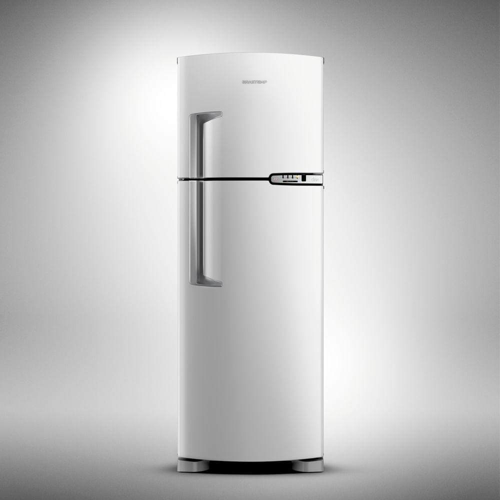 Geladeira Brastemp Frost Free Duplex 352 litros Branca com Porta-Latas Removível