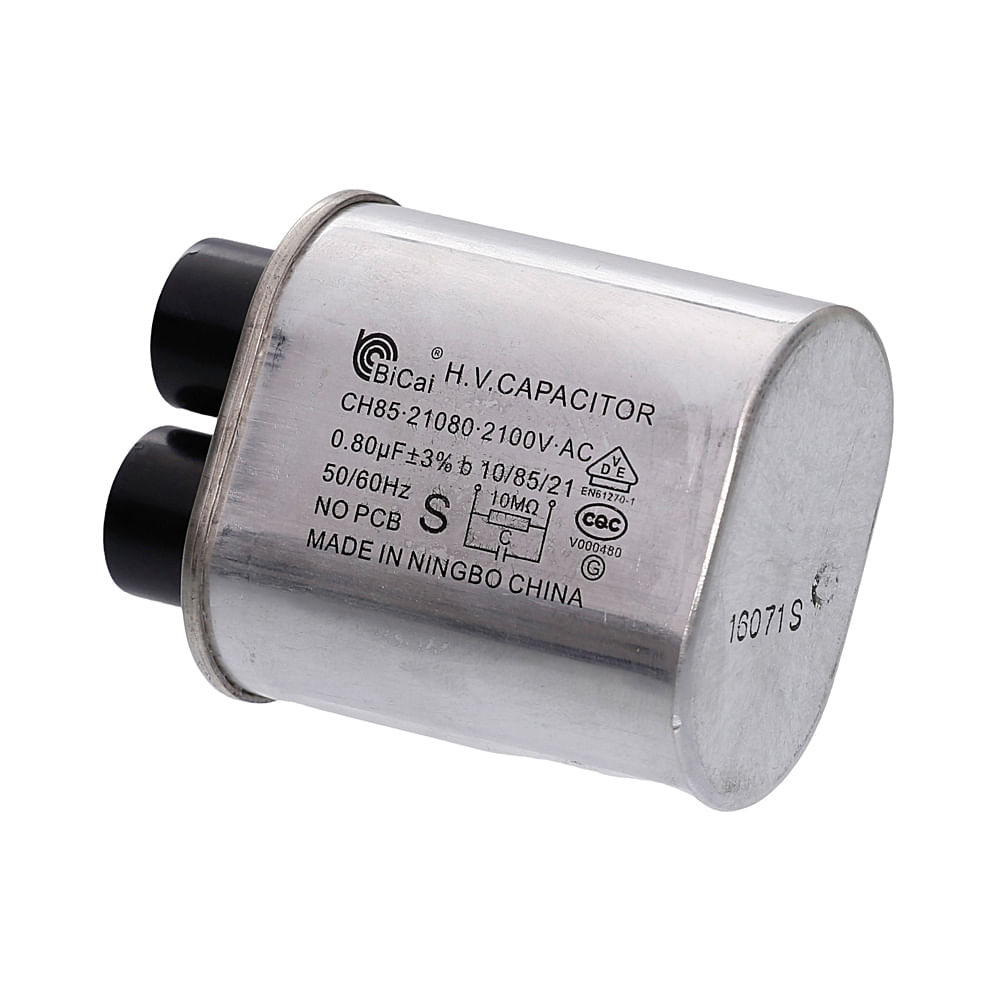 Capacitor para Microondas 0,8 uF - W10313478