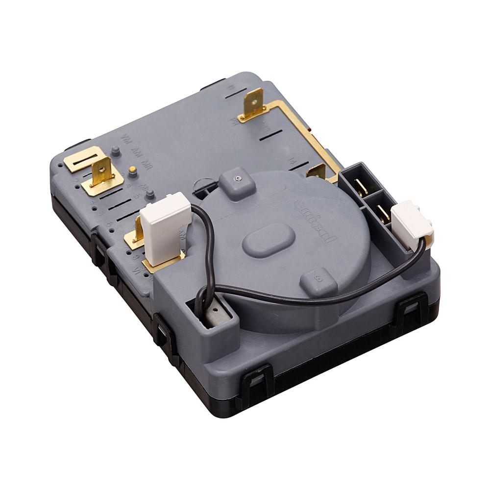 Timer Eletromecânico 60HZ 110V para Secadora Brastemp   - W11047052