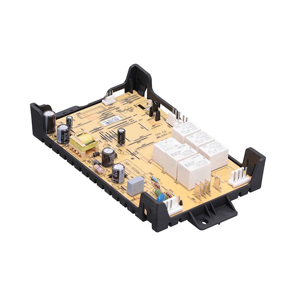 Placa de Controle Ester para Forno Brastemp 220V - W10806305