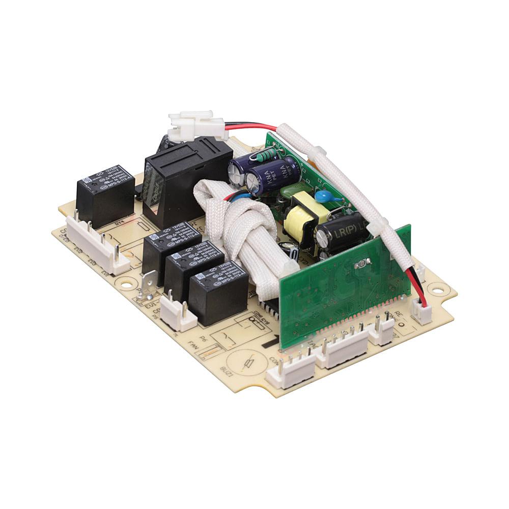 Placa de Controle 220V para Lava Louças Brastemp - W10544770