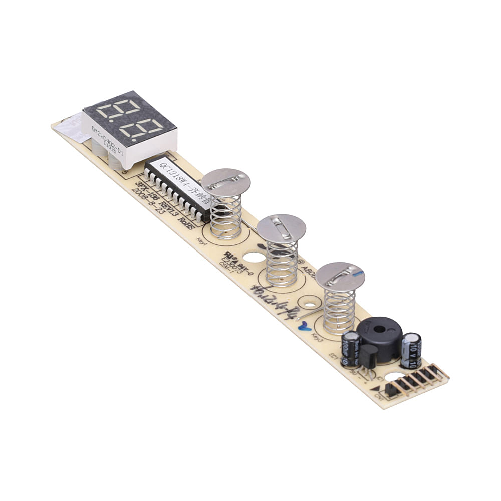Placa de interface LED para Adega Brastemp - W10420250