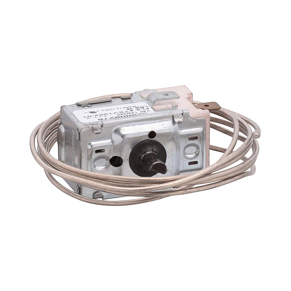 Termostato para Freezer Brastemp 220V / 50-60Hz - W11107296