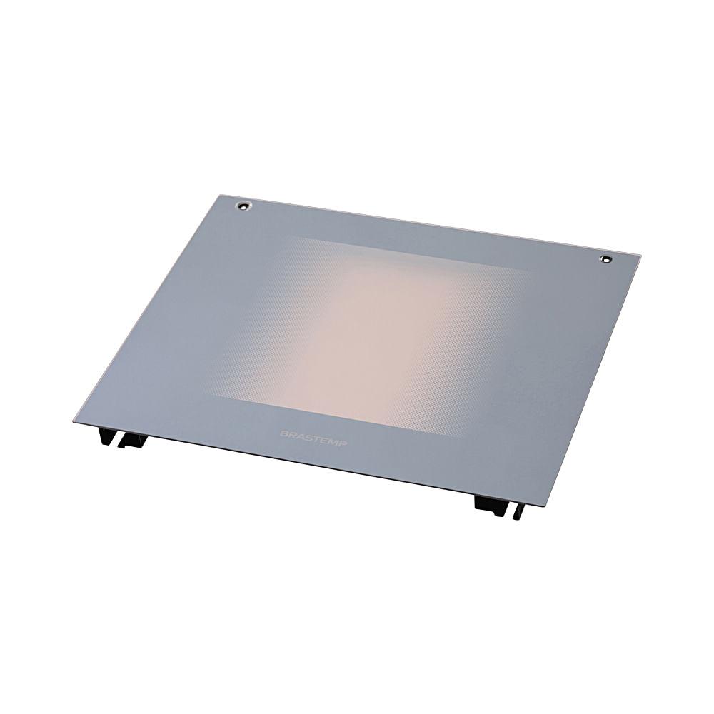 Vidro Externo e Gaxeta para Forno Brastemp BOA84A e BOC84A - W11212573