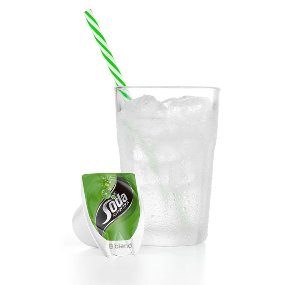 Soda Antarctica - Kit com 10 cápsulas