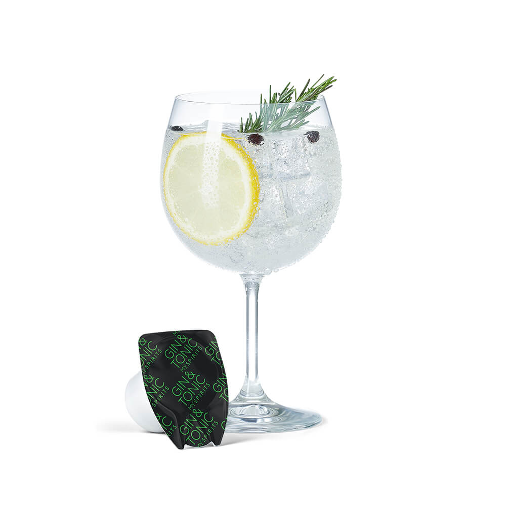 Gin & Tonic  - Kit com 10 cápsulas